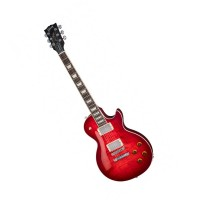 GIBSON LPS18ODCH1 | Guitarra Electrica Les Paul Standard 2018 Blood Orange Burst