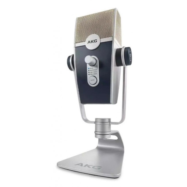 AKG LYRAC44 | Micrófono USB Multimodo Ultra-HD