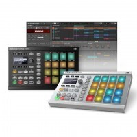 Native Instruments MASCHINE-MIKRO | Controlador DJ MK2 Black