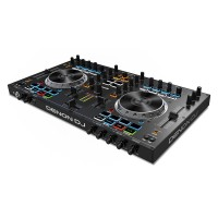 Denon Dj MC4000   Controlador DJ con dos decks compatible con Serato DJ