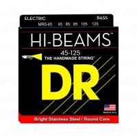 DR Strings MR5-45 | Cuerdas para Bajo Electrico Hi-Beam 5 Cuerdas