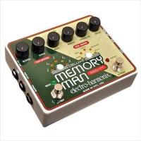 ELECTRO HARMONIX MT550 | Pedal De Efecto Delay Con Tap Deluxe Memory
