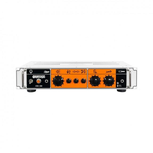ORANGE OS-D-0B1-300 | Amplificador de Bajo de 300 Watts