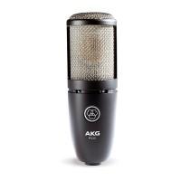 AKG P220 | Micrófono de Condensador de Diafragma Grande de Alto Rendimiento