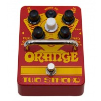 ORANGE PD-D-TWO-STROKE   Pedal Boost y EQ Para Guitarra Eléctrica