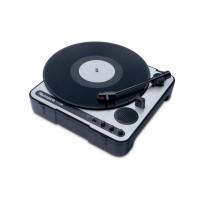 NUMARK PT01USB   Bandeja giradiscos USB con parlante incluido