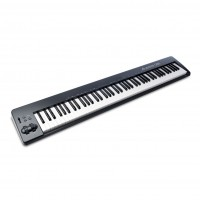 Alesis Q88 | Controlador de Teclado USB / MIDI de 88 Teclas