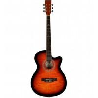 RANGER R3993-3T | Guitarra Acústica Folk con Corte