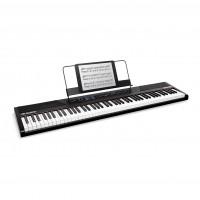 Alesis RECITAL | Piano Digital de 88 Teclas con Teclas de Tamaño Completo