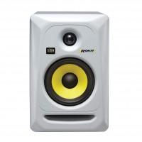 "KRK RP5G3W | Monitor de Estudio Blanco de 5"" de 50 Watts"