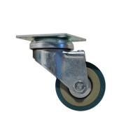 Rack Research RX50G | Rueda Giratoria sin Freno de 50 mm para Anvil/Rack