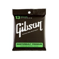 GIBSON SAG-MB13 | Juego de Cuerdas de guitarra acústica mediana Masterbuilt Premium