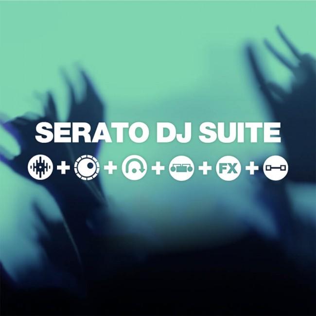 Serato DJ Suite | Bundle Serato Dj más Packs de expansión