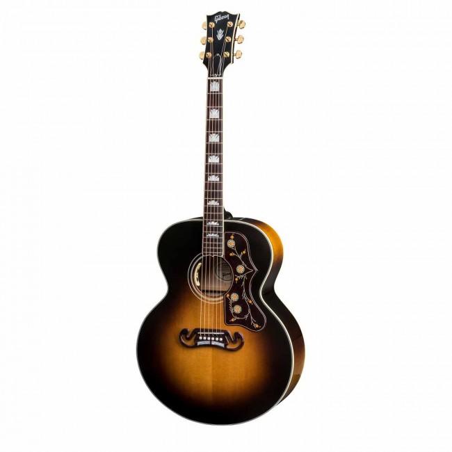 GIBSON SJ22VSGA8 | Guitarra Acústica J-200 Standard 2018