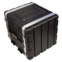 ULTIMATE SUPPORT UR-10L | Estuche Portátil para Montaje en Bastidor para Rack de 10 Espacios