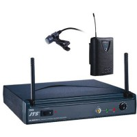 JTS US8001D-PT850B-CM501 | Micrófono Inalambrico Dinámico Corbatero