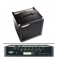 "ASHDOWN V-AA-P10-A   Amplificador para Bajo Eléctrico de 1x10"" de 40 Watts"