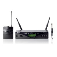 AKG WMS450 | Sistema micrófono inalambrico para guitarra