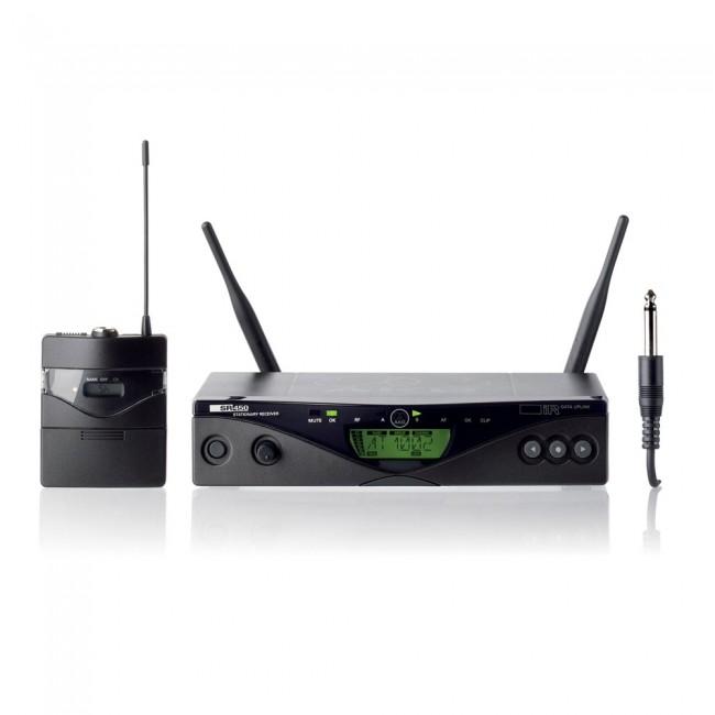AKG WMS450   Sistema micrófono inalambrico para guitarra