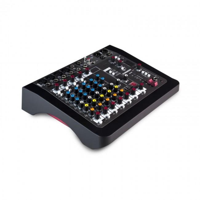 Allen & Heath ZEDI-10   Mixer Compacto Híbrido / Interfaz USB 4×4