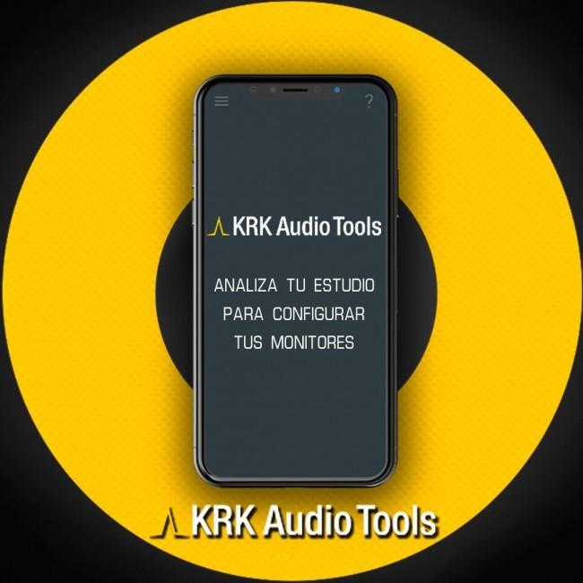 """KRK RP4G3   Monitor de Estudio Activo de 4"""" 3ª Generación"""