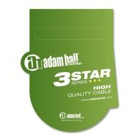 Adam Hall K3IPP0900 | Cable de Instrumento de Plug 6,3 mm Mono a Plug 6,3 mm Mono 9 MT