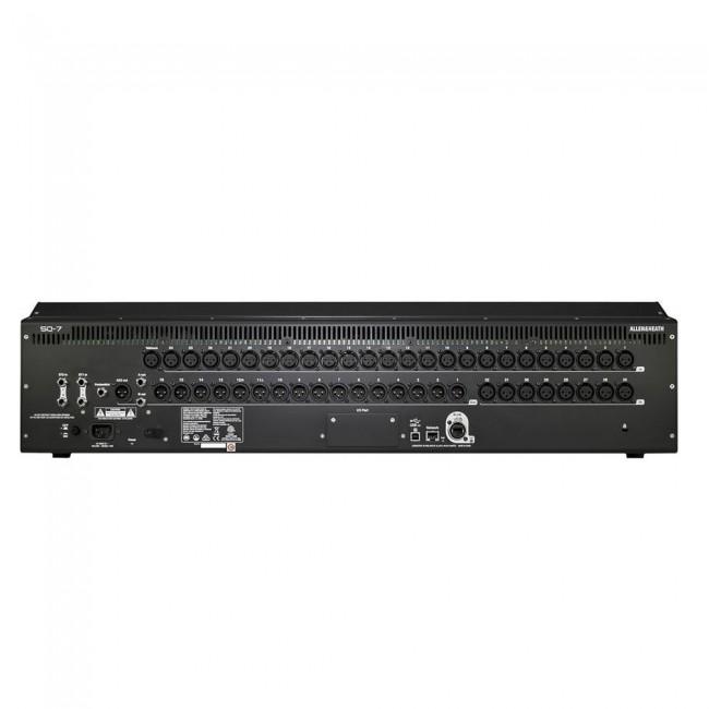 ALLEN & HEAT SQ-7 | Consola Digital De 48 Canales 36 Buses y 33 Faders