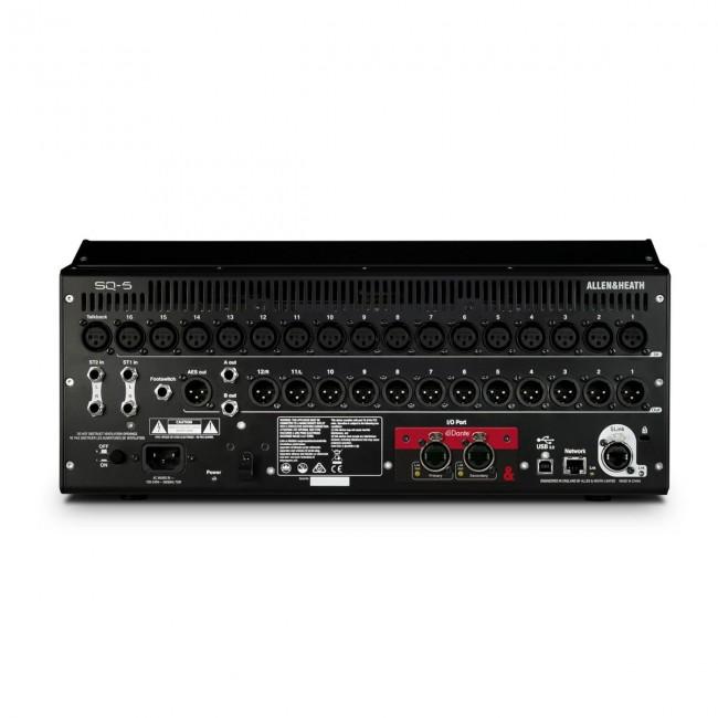 Allen & Heath SQ-5   Consola Digital De 48 Canales 36 Buses y 17 Faders