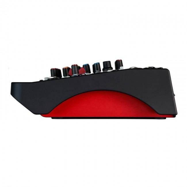 Allen & Heath ZEDI8 | Mixer compacto y portátil de 8 canales USB